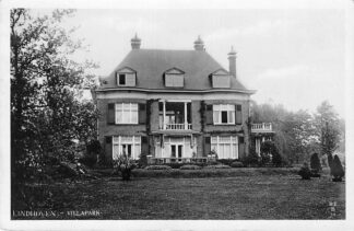 Ansichtkaart Eindhoven Villapark 1933 Type fotokaart HC315