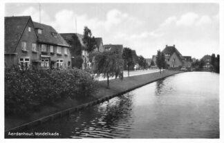 Ansichtkaart Aerdenhout Vondelkade Bloemendaal Haarlem HC317