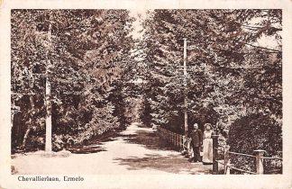 Ansichtkaart Ermelo Chevallierlaan HC345
