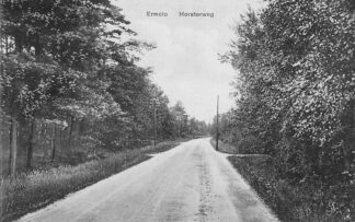 Ansichtkaart Ermelo Horsterweg 1939 HC347