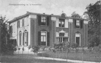 Ansichtkaart Ermelo Directeurswoning te 's Heerenloo HC348