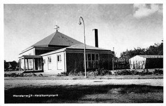Ansichtkaart Harderwijk Gereformeerde Veldkamp kerk HC378