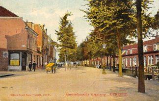 Ansichtkaart Utrecht Amsterdamsche Straatweg 1911 HC416