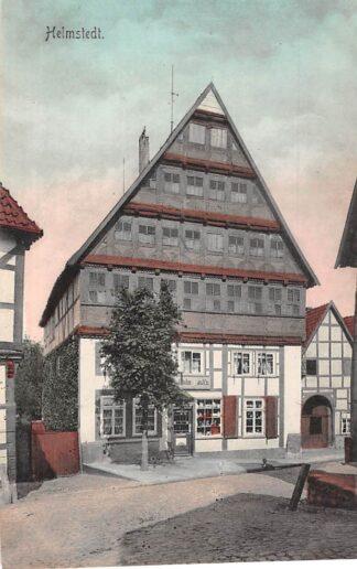 Ansichtkaart Helmstedt Deutschland Duitsland HC453