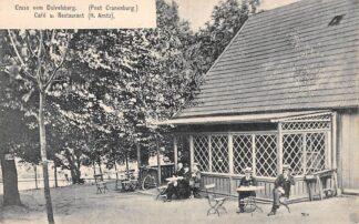 Ansichtkaart Berg en Dal Duivelsberg Café u. Restaurant (H. Arntz) Nijmegen Duitsland HC505