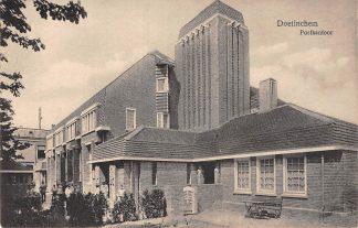 Ansichtkaart Doetinchem Postkantoor 1921 HC529