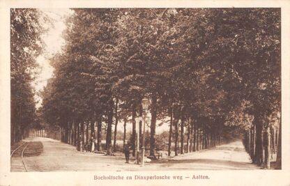 Ansichtkaart Aalten Bocholtsche en Dinxperlosche weg 1922 HC555