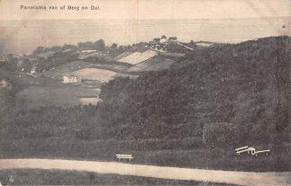 Ansichtkaart Berg en Dal Panorama Nijmegen HC570