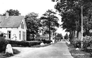 Ansichtkaart Zuidhorn Klinckemalaan 1969 HC639