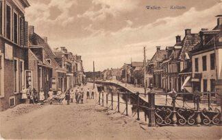 Ansichtkaart Kollum De Wallen HC673