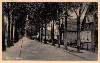 Ansichtkaart Kollum Kellijlaan 1943 HC676