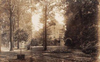 Ansichtkaart Aardenburg Fotokaart Villa Elderschans HC698