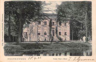 Ansichtkaart Heerenveen Huize Voor - Meer 1903 HC71