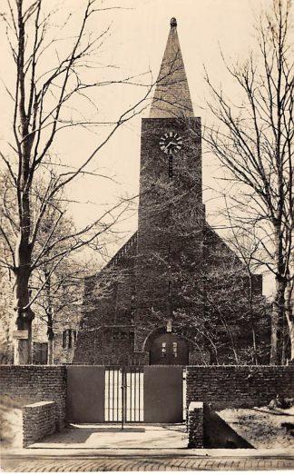 Ansichtkaart Renkum Gereformeerde Kerk HC777