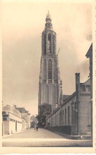 Ansichtkaart Amersfoort Fotokaart Ir. W. Voerman O.L.V. Toren HC779