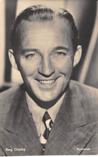 Ansichtkaart Filmster Bing Crosby Paramount HC780