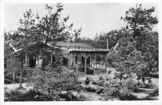 Ansichtkaart Ruinen - Dwingeloo Theehuis Anserdennen 1958 HC808
