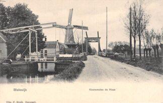 Ansichtkaart Bleiswijk Koornmolen De Haas Molen HC820