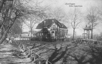 Ansichtkaart Harlingen Villa Casa-Cara 1918 HC836