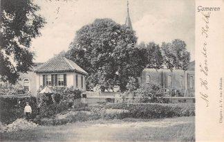 Ansichtkaart Gameren Zaltbommel 1907 HC89
