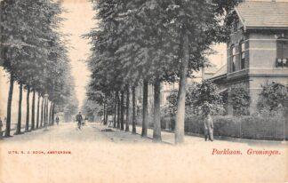 Ansichtkaart Groningen Parklaan HC916