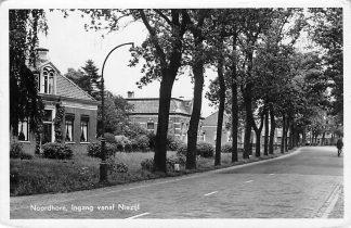 Ansichtkaart Noordhorn Ingang vanaf Niezijl HC918