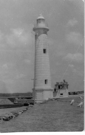 Ansichtkaart Ceylon Calle Light House Vuurtoren Sri Lanka Azië HC945