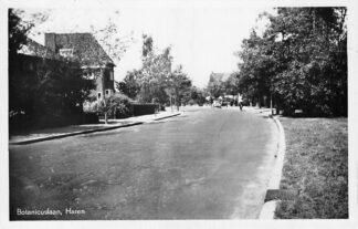 Ansichtkaart Haren Botanicuslaan 1948 HC950