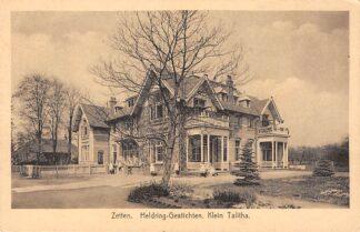 Ansichtkaart Zetten Heldring-Gestichten Klein Talitha HC953