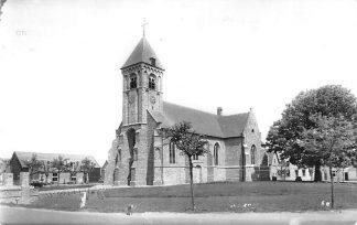Ansichtkaart Noordgouwe Ned. Hervormde Kerk HC956