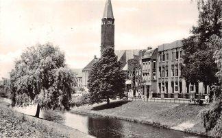 Ansichtkaart Rotterdam Hillevliet Maranatha Kerk 1958 HC1554