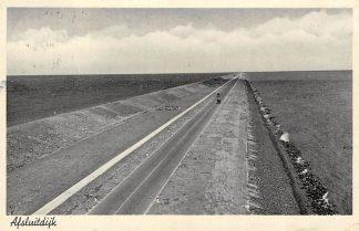 Ansichtkaart Afsluitdijk 1936 HC1567