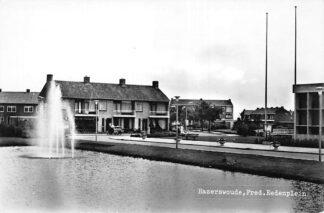 Ansichtkaart Hazerswoude Fred. Eedenpelin 1966 HC1642