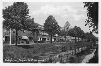 Ansichtkaart Bodegraven Burgem. le Coultrestraat HC1647