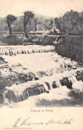 Ansichtkaart Geulhem Geulem Waterval Valkenburg (LB) 1905 HC1679