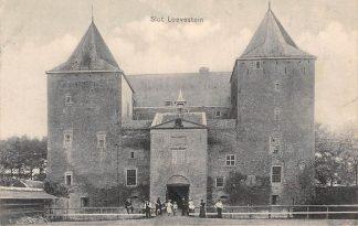 Ansichtkaart Zaltbommel Gorinchem Slot Loevestein HC1688