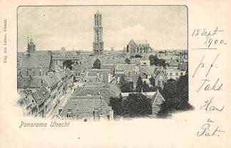 Ansichtkaart Utrecht Panorama 1900 HC1690
