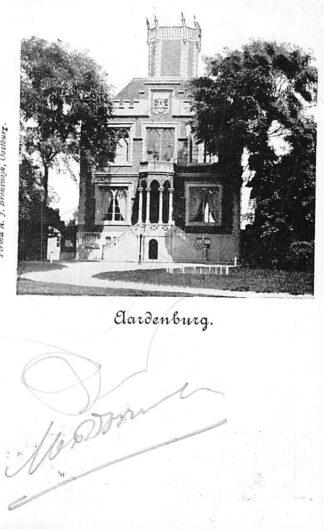 Ansichtkaart Aardenburg HC1707