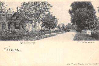 Ansichtkaart Geldermalsen  Rijksstraatweg HC1726