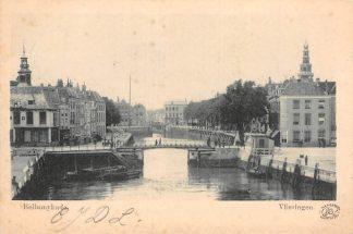 Ansichtkaart Vlissingen Bellamykade 1901 HC1728