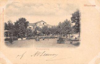 Ansichtkaart Hilversum 1903 Trompenberg HC1763