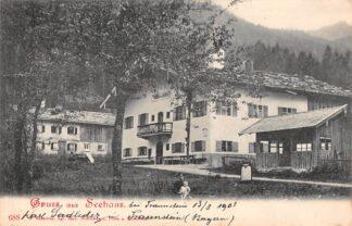 Ansichtkaart Seehaus bei Traunstein Bayern 1903 Duitsland HC1836