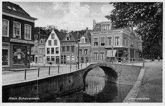 Ansichtkaart Leeuwarden 1935 Kleine Schavennek HC1921