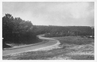 Ansichtkaart Vlieland 1950 Badweg HC1957