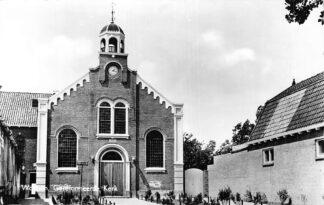 Ansichtkaart Workum 1964 Gereformeerde Kerk HC1959