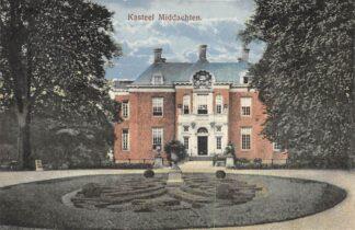 Ansichtkaart De Steeg Kasteel Middachten HC1966