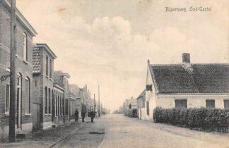 Ansichtkaart Oud Gastel 1917 Rijpersweg HC1984