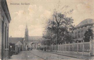 Ansichtkaart Oud Gastel 1917 Molenstraat HC1986