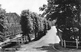Ansichtkaart Willemstad Achterstraat HC2021