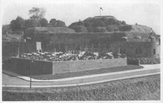 Ansichtkaart Maastricht Fort St. Pieter HC2041